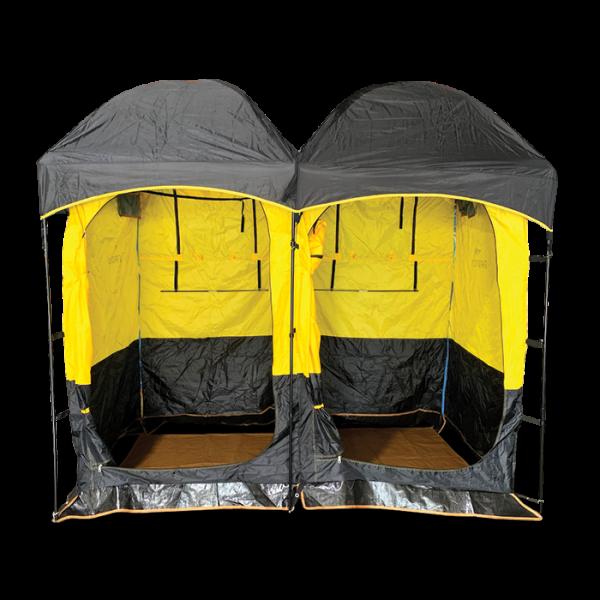 Double Shower Tent Ensuite