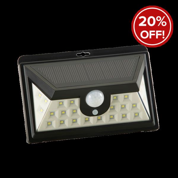 LED Motion Sensor Solar Light Small