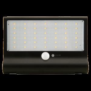 LED Motion Sensor Solar Light Wall style