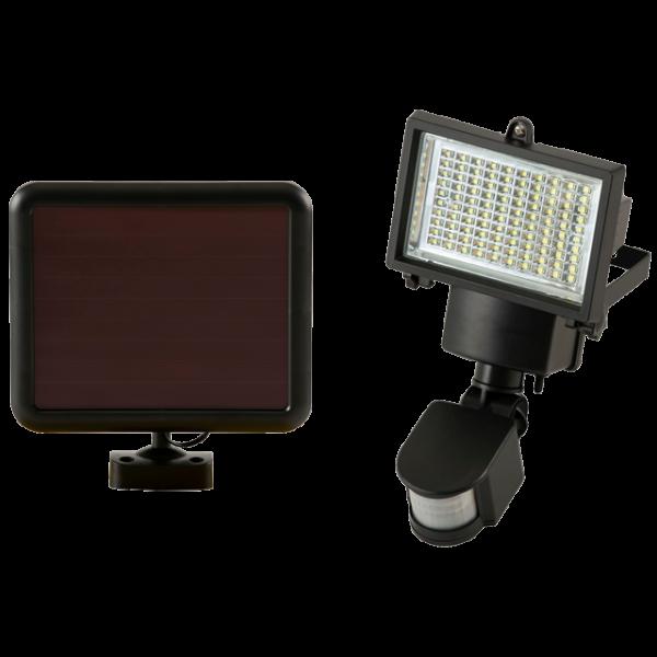 LED Motion Sensor Solar Flood Light