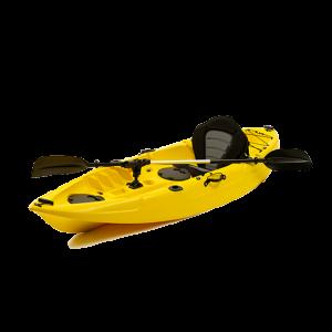 Kayak Leisure/Mailbu Model – Yellow