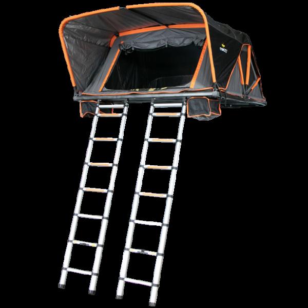 Premium Rooftop Tent Manual Double